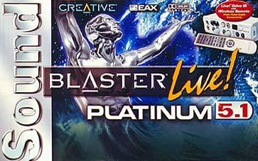 PILOTE CARTE SON SOUND BLASTER LIVE 5.1 GRATUIT